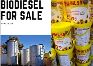 Bio-diesel for sale.