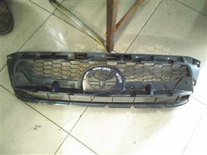 toyota hilux 2008-2011 grill