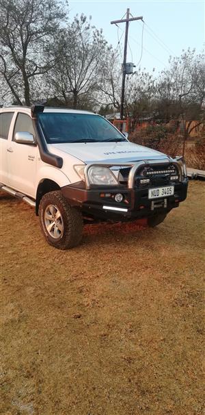 2009 Toyota Hilux double cab HILUX 4.0 V6 RAIDER 4X4 A/T P/U D/C