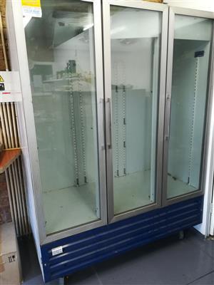 Beverage Cooler - three door