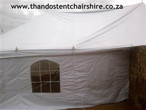 Tents and chairs for rental