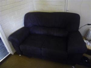 Sitkamer stel en sleeper couch