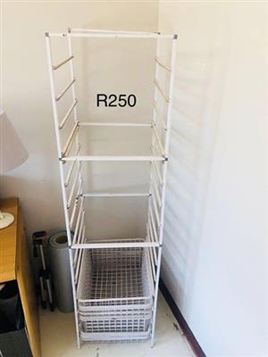 Large veggie rack for sale