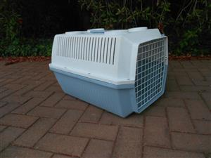 Big travel cage for dog or cat