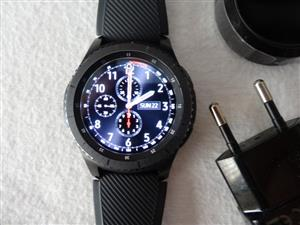 Samsung Gear S3 Frontier mint condition
