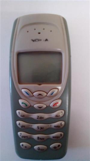 Nokia 3410 Cellphone x 4