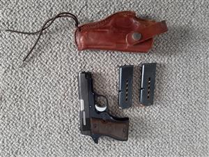 Star 9mm short pistol