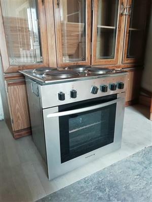 Kelivinator oven and hob