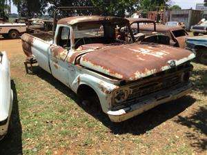 For Sale: 1961 Ford F100