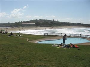 Spacious 1 – 4 sleeper flats in St Michaels-on-Sea between Shelly Beach and Margate for 4 guests