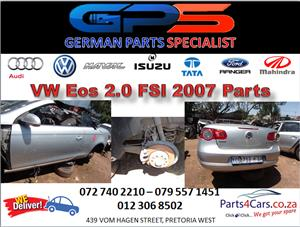VW Eos 2.0 FSI 2001 Replacement Parts for Sale