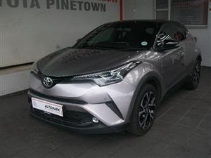 2018 Toyota C-HR 1.2T LUXURY CVT