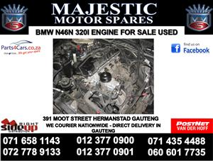 Bmw n46n 320i used engine for sale