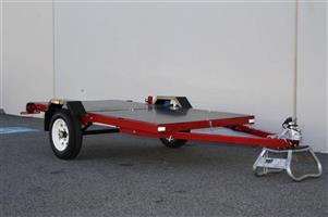 8 X 4 FOLDABLE TRAILER