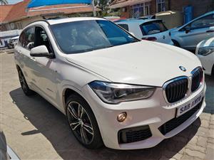 2017 BMW X1 sDRIVE20d  A/T (F48)
