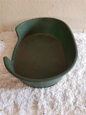 Large dog basket for sale