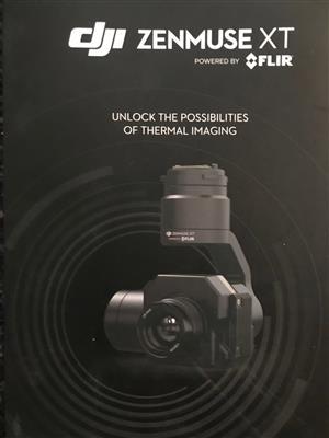 DJI Zenmuse XT Thermal Camera by FLIR