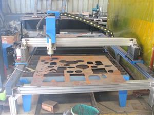 P-1325VM MetalWise Standard CNC Plasma Cutting Table 1300x2500mm, Servo Motors, Mechanical