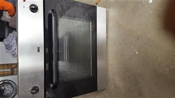 KIC oven and hob for sale