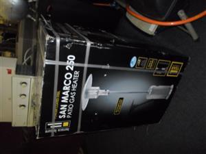 San Marco 250 Patio Gas Heater