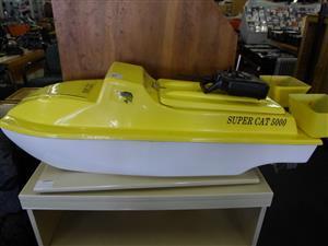 Super Cat 5000 Bait Boat