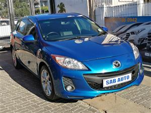 2013 Mazda Mazda3 hatch 1.6 Dynamic