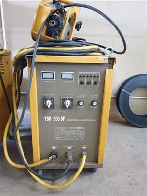 Thermadyne TSM500SF  CO2 Welder