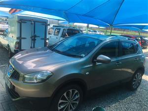 2013 Nissan Qashqai QASHQAI 1.2T ACENTA PLUS CVT