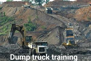 Shout course LHD scoop UV RDO Excavator 777 dump truck Drill rig training.Accredited operator school