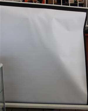 S035541A Esquire projector screen #Rosettenvillepawnshop