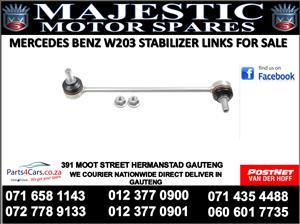 Mercedes benz w203 stabilizer links for sale