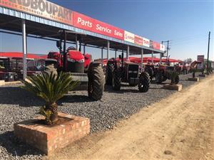 Massey Ferguson / Tafe & Kubota Tractor Dealership - Tractor Giants