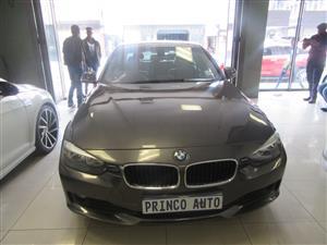 2013 BMW 3 Series 320i