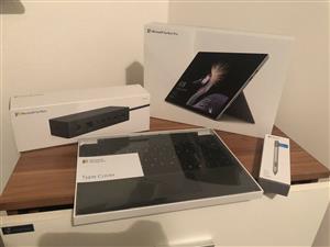 Fairly used Microsoft Surface Pro Lte bundle