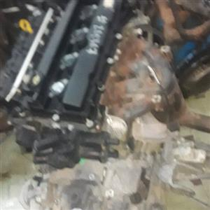 Jeep patriot 2.4L engine and manaul gear box for sale