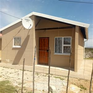 House for sale in Chatty, Qunu location
