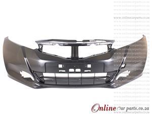 Honda Jazz 1.3 HYBRID Front Bumper + Fog Light Fog Lamp Holes 2011-2014