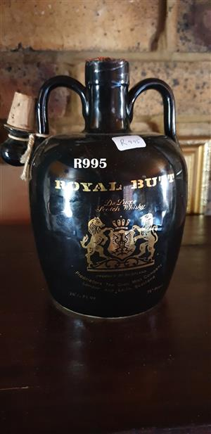 Royal Butt De Luxe Scotch Whisky