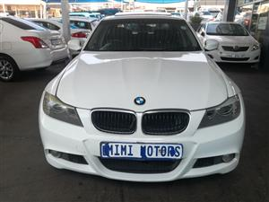 2012 BMW 3 Series 320i Exclusive