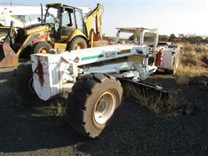 Aard LP Grader Low Profile Grader - ON AUCTION