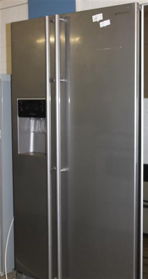 Samsung double door fridge S031253A #Rosettenvillepawnshop