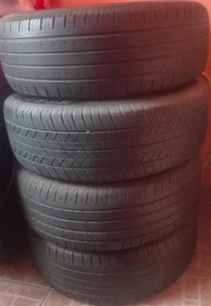 Hyundai ix35 rims and tyres