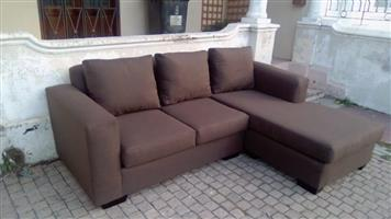2-peice lenox chaise Lounge suite
