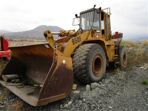 Caterpillar/Wright 950F Front End Loader- ON AUCTION