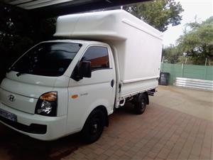 2016 Hyundai H-100 Bakkie 2.6D chassis cab