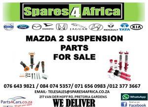 MAZDA 2 SUSPENSION PARTS