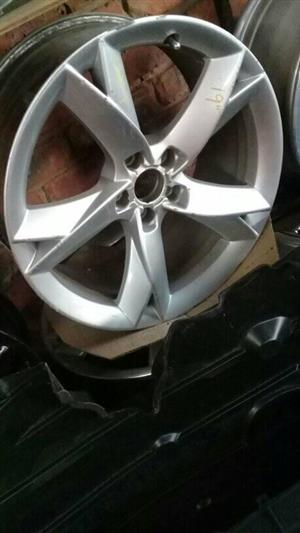 Rims Audi