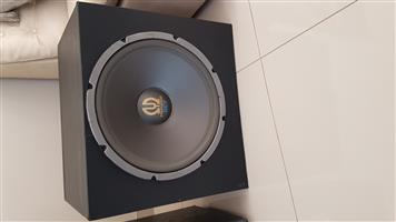 Pioneer 15inch subwoofer