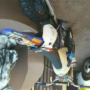 250 YZF for sale.