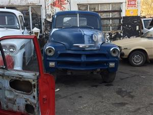 Project - 1954 Chevrolet 3100 Pickup
